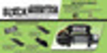 '76-'86 CJ Winch Combo (winch/plate/roller fairlead)