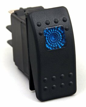 Rocker Switch (Blue)