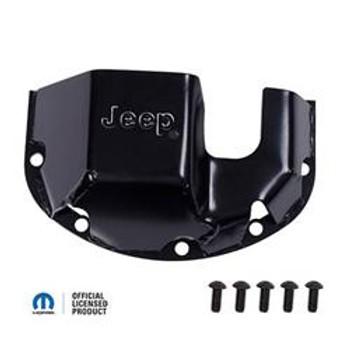 """HD Dana 30 Differential Skid Plate w/""""Jeep"""" Logo"""