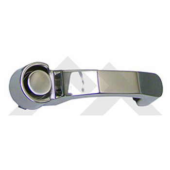'07-Current JK Stainless Outer Door Handle (each)