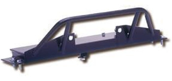 '87-'06 YJ/TJ/LJ Winch Plate w/Brush Guard