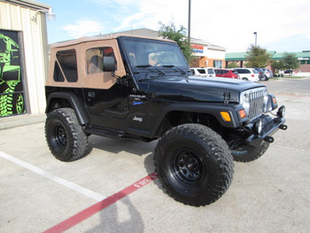 SOLD 1997 Jeep Wrangler TJ Stock# 544688