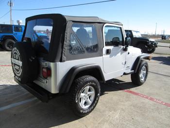 SOLD 2003 Jeep TJ Wrangler stock# 362403