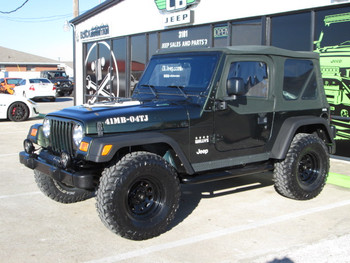 Sold 2004 Jeep TJ Wrangler Willys Edition Stock# 714386