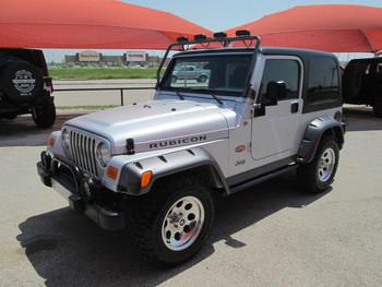 SOLD 2003 Jeep Wrangler Tomb Raider Edition Rubicon Stock# 375419