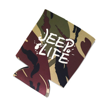 Jeep Life koozie