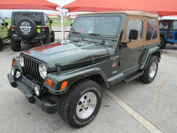 SOLD 1998 Jeep Wrangler Sahara Edition Stock# 703297-1