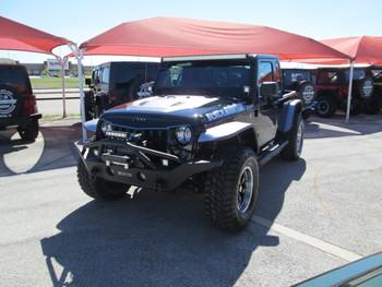 SOLD 2016 Black Mountain Conversions JK-8 Wrangler Stock# 272134