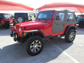 SOLD 2003 Jeep Wrangler Sport Stock# 304140