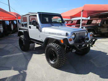 SOLD 2006 Jeep TJ Wrangler Rubicon Edition Stock# 771610