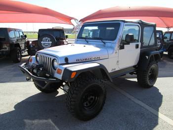 SOLD 2006 Jeep TJ Wrangler Rubicon Edition Stock# 771610