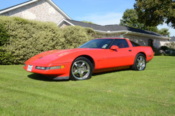 SOLD 1995 Chevrolet Corvette Survivor Stock# 107284