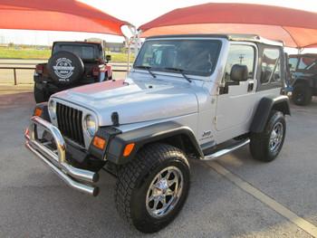SOLD 2006 Jeep TJ Wrangler Stock# 738379