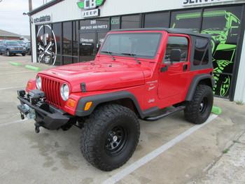 SOLD 2000 Jeep Wrangler TJ Sport Stock# 726993