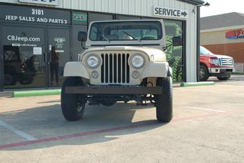 SOLD 1985 CJ-7 Restored Texas Jeep Stock# 073301