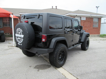 SOLD 2014 Jeep Wrangler Unlimited Sport Edition Stock# 212187