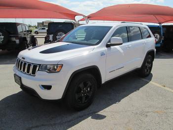 SOLD 2017 Jeep Grand Cherokee Laredo Black Mountain Edition Stock# 779902