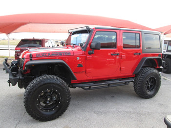 SOLD 2017 Black Mountain Conversions Unlimited Jeep Wrangler Stock# 705200