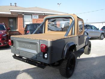 Sold 1982 Jeep CJ-8 Scrambler Stock# 050755
