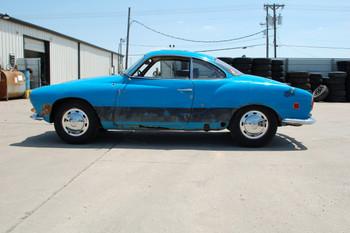 SOLD 1969 Karman Ghia Coupe Stock# 040962