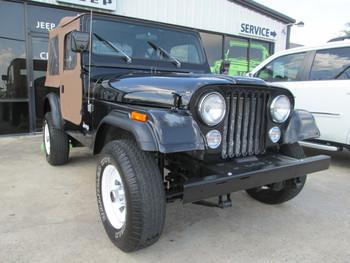 SOLD 1985 Jeep CJ-7 Stock# 005402