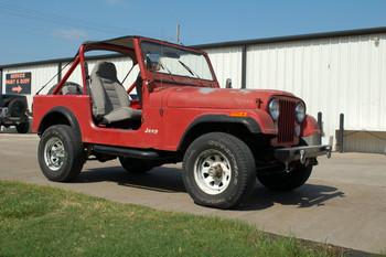 SOLD 1984 Jeep CJ-7 Ranch/Hunting/Fun Jeep Stock# 019550
