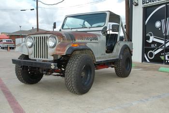 SOLD 1979 Jeep CJ-5 Silver Anniversary Stock# 845042