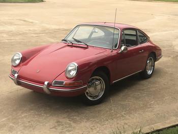 SOLD 1966 Porsche 912 5 speed Stock# 453507
