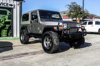 SOLD 2006 Jeep LJ Wrangler Rubicon Trail Rig Stock# 713272