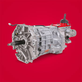 Tremec 6-Speed Transmission for 6.2L Hellcat Motor