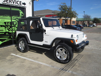 SOLD 1998 Jeep Wrangler stock# A734377