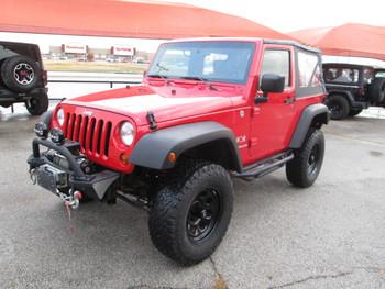 SOLD 2009 Jeep JK 2 door Stock# 743224