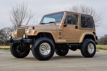 SOLD 1999 Jeep TJ Sahara Edition Wrangler Stock# 434853