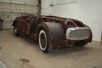 1951 NASH-Healey N2050
