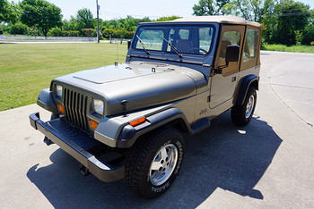 SOLD 1988Jeep Wrangler YJ Stock# 544914