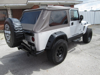 SOLD 2005 Jeep Wrangler LJ custom Stock# 324606