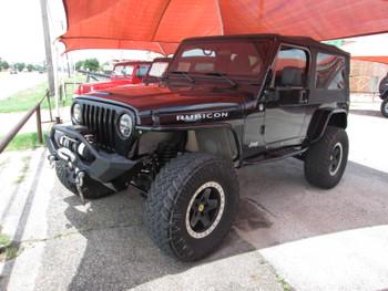 SOLD 2006 Jeep Wrangler TJ LJ Rubicon Edition Stock# 726097
