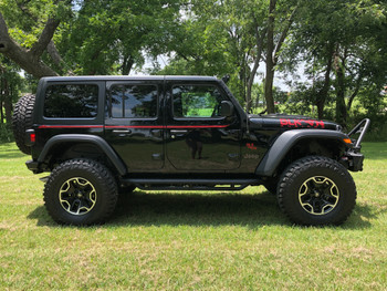 SOLD Stage III 2019 Black Mountain JLU Rubicon Edition Stock# 632370