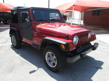 SOLD 1999 Jeep TJ Wrangler Sport Edition Stock# 422279