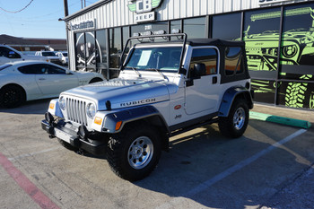 SOLD 2003 Jeep TJ Wrangler Rubicon Tomb Raider Edition Stock# 376338