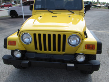 Sold 2002 Jeep TJ Wrangler X Edition 1-owner Stock# 741753