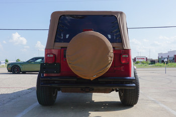 SOLD 1998 Jeep Wrangler Sport Chilipepper Stock# 784818