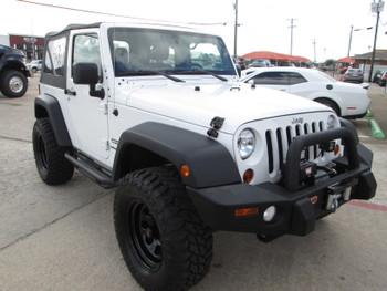 SOLD 2013 Jeep Wrangler JK Sport Stock# 657469