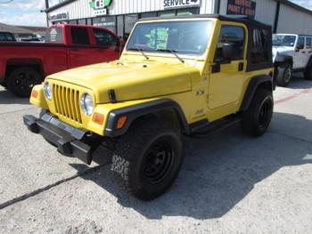 SOLD 2006 Jeep Wrangler Sport Stock# 723551
