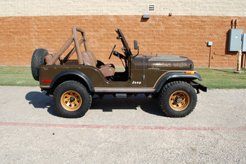 SOLD 1977 Jeep CJ-5 California Edition Golden Eagle Stock# 101634