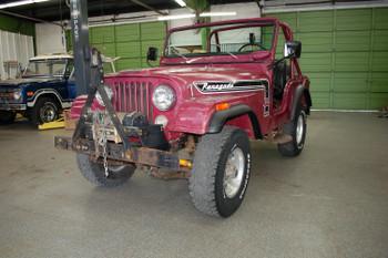 SOLD 1974 Jeep CJ-5 Renegade Stock# H70702