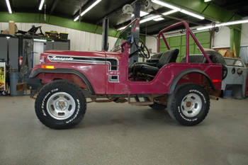SOLD 1974 Jeep CJ-5 Renegade Stock# H70702