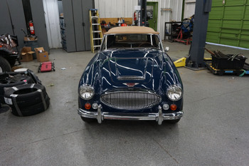 SOLD 1966 Austin Healey 3000 BJ-8 Stock# L38090
