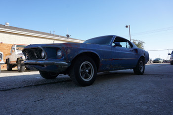 SOLD 1969 Ford Mustang Fastback Stock# 208862