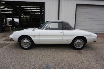 SOLD 1967 Alfa Romeo Classic Stock# 664360